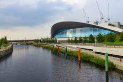 Het Centrum van Londen Aquatics royalty-vrije stock foto