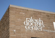 Het Centrum van Raleigh Doctor ` s, Memphis, TN royalty-vrije stock foto's