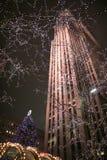 Het Centrum van Rockefeller Royalty-vrije Stock Foto's