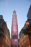 Het Centrum van Rockefeller, NYC royalty-vrije stock afbeeldingen