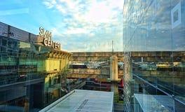 Het centrum van Siam Royalty-vrije Stock Foto's