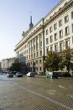 Het centrum van Sofia stock fotografie