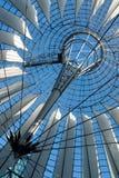 Het Centrum van Sony in Berlijn royalty-vrije stock fotografie