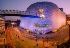Het centrum van stierenring shopping, Birmingham royalty-vrije stock fotografie