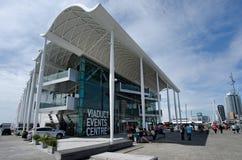 Het Centrum van viaductgebeurtenissen, Auckland Stock Foto's