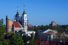 Het centrum van Vitebsk Royalty-vrije Stock Afbeelding