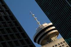 Het Centrum Vancouver van de haven Royalty-vrije Stock Foto