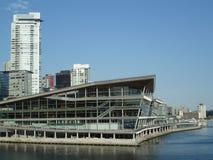 Het Centrum Vancouver van de overeenkomst royalty-vrije stock foto