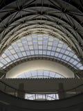 Het centrumarchitectuur van de conferentie royalty-vrije stock fotografie