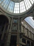 Het centrumkoepel van Den Haag Stock Afbeelding