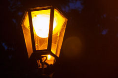 Het centrumlamp van Praag Royalty-vrije Stock Afbeelding