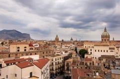 Het Centrumlandschap van Palermo Royalty-vrije Stock Fotografie