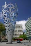 Het centrumstad van Christchurch stock fotografie