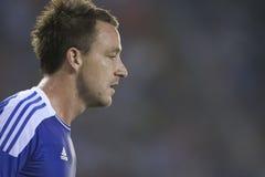 Het CF van Valencia versus Chelsea Stock Afbeeldingen