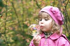 Het charmeren van meisje stock fotografie