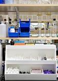 Het chemielaboratorium Royalty-vrije Stock Foto