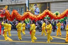 Het Chinese Communautaire Centrum van Indianapolis Stock Fotografie