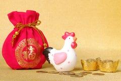 Het Chinese Concept van het Nieuwjaar Royalty-vrije Stock Afbeelding