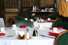 Het Chinese dineren royalty-vrije stock fotografie