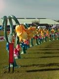 Het Chinese Festival van de Lantaarn Stock Foto
