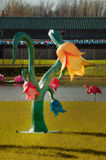 Het Chinese Festival van de Lantaarn Stock Afbeelding