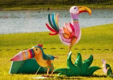 Het Chinese Festival van de Lantaarn Royalty-vrije Stock Afbeelding