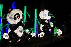 Het Chinese Festival van de Lantaarn royalty-vrije stock afbeeldingen