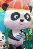 2014 het Chinese festival van de Nieuwjaarlantaarn Royalty-vrije Stock Afbeeldingen
