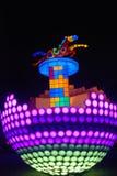 2014 het Chinese festival van de Nieuwjaarlantaarn Stock Fotografie