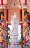 Het Chinese heiligdom van Guan Yin ' s Royalty-vrije Stock Fotografie