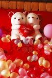 Het Chinese huwelijk plaatsen Stock Fotografie