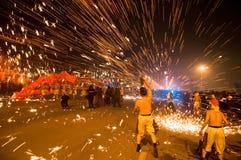 Het Chinese Nieuwjaar Stock Afbeelding