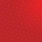 Het Chinese patroon van Sorbus Esserteauiana Stock Fotografie