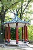 Het Chinese paviljoen Royalty-vrije Stock Afbeeldingen