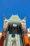 Het Chinese Theater van Grauman Royalty-vrije Stock Fotografie