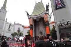 Het Chinese Theater van TCL Stock Foto's