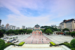 het chongqing van China Royalty-vrije Stock Foto's