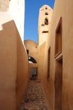 Het Christelijke Koptische Klooster van Egypte, St. Antony. Royalty-vrije Stock Fotografie