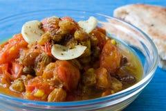 Het Chutney van tomaten Stock Foto's