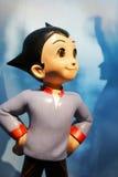 Het cijfer van de Astroboywas Stock Fotografie