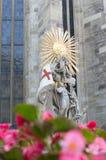 Het cijfer van heilige Stephan Royalty-vrije Stock Foto