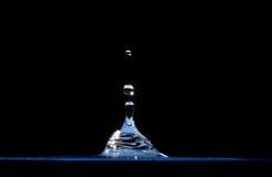 Het cijfer van het water Stock Afbeeldingen
