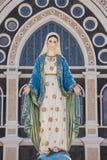 Het cijfer van Mary status Royalty-vrije Stock Fotografie