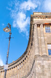 Het Circus, Bath Spa, het UK Royalty-vrije Stock Foto