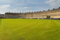Het Circus, de iconische Britse gebouwen van de stijlarchitectuur stock foto's