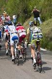 Het cirkelen, Giro D'Italia 2009 Stock Afbeelding