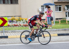 Het cirkelen ras Tour DE Pologne 2014 Stock Afbeeldingen