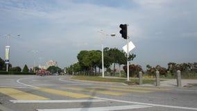 Het Cirkelen van Azië Kampioenschappen 2012 stock footage