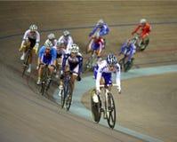 Het cirkelen van de Schrijvers uit de klassieke oudheid van de Kop van de Wereld UCI Stock Foto's