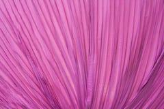 Het close-up geplooide patroon van de stoffentextuur stock afbeelding